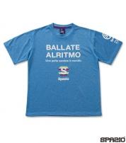 TP-0496-178 ERICATシャツ MIX BLUE