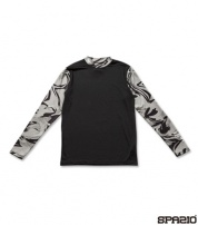 GE-0391-02 MARMOインナーシャツ BLACK
