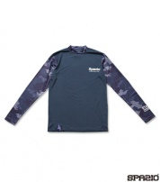 GE-0389-21 CAMUFFAMENTOインナーシャツ NAVY