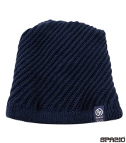 CP-0038-21 2WAYニットキャップ Navy