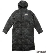 TP-0500-02 中綿ベンチコート Black