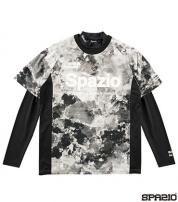 GE-0403-02 プラシャツインナーセット Black
