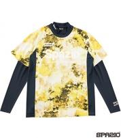 GE-0403-14 プラシャツインナーセット Yellow