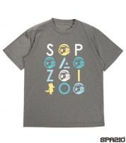 GE-0498-18 ジュニアルーボプラTシャツ M.Gray