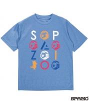 GE-0498-178 ジュニアルーボプラTシャツ M.Blue
