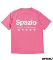 GE-0469-177 マーブルロゴプラTシャツ M.Pink