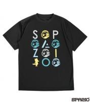 GE-0470-02 ルーボプラTシャツ Black