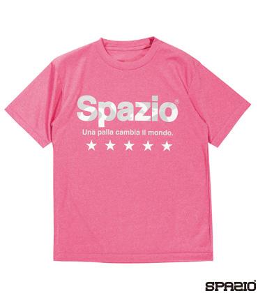 ジュニアマーブルロゴプラTシャツ