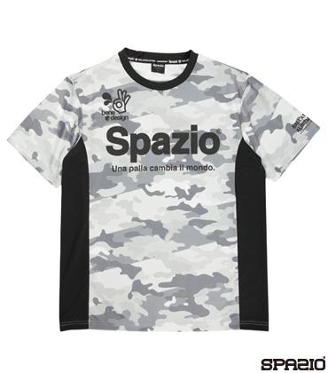 カモフラプラシャツ