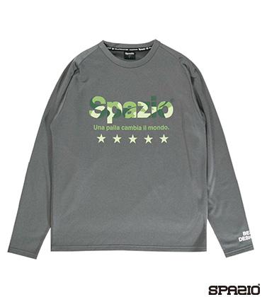 ジュニアロングプラシャツ