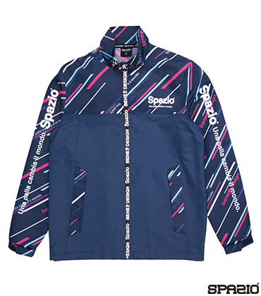 ジュニアダイアゴナルストライプクロスジャケット