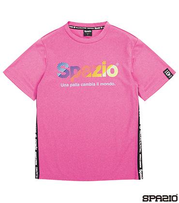ジュニアサイドロゴプラクティスシャツ