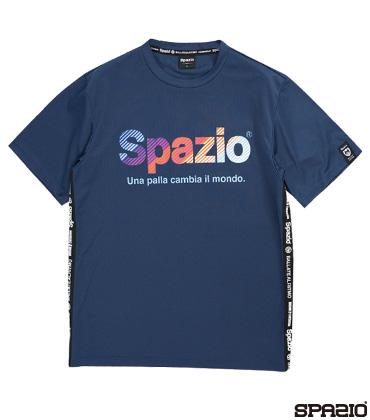 サイドロゴプラクティスシャツ