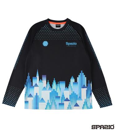 フェアリーロングプラシャツ