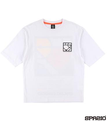 SZVGモンドリアンTシャツ