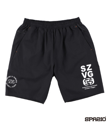 SZVGポケット付きプラクティスパンツ