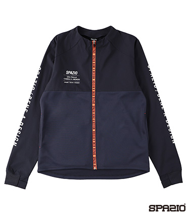 ジュニアロングジップジャケット