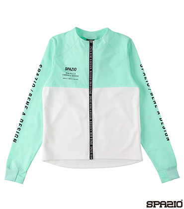 ロングジップジャケット