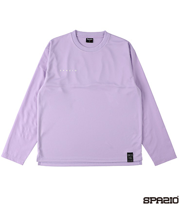 ジュニアマテリアルMIXロングプラシャツ
