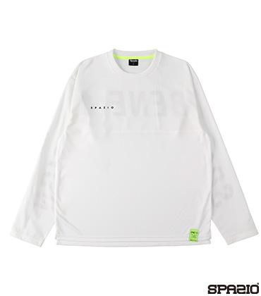 マテリアルMIXロングプラシャツ