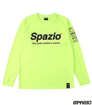 ジュニアSpazioロゴロングプラシャツ