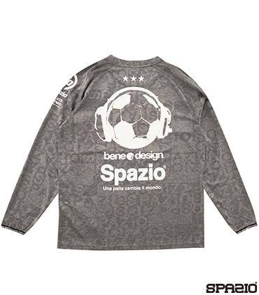 ロングプラシャツ