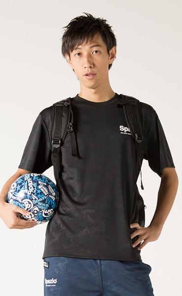 ボールヘッドフォンプラTシャツ