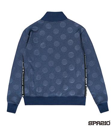 ジュニアシャギージップジャケット