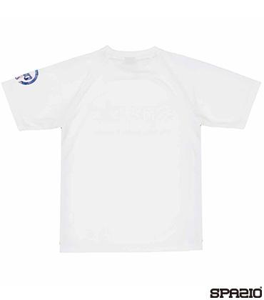 フラワーロゴプラクティスシャツ