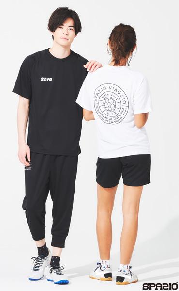 SZVGサークルロゴプラシャツ