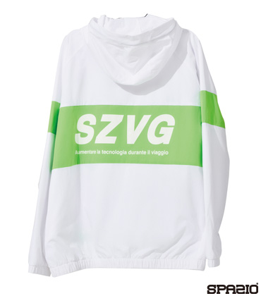 SZVGトラックジャケット(裏メッシュ)