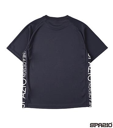 ロゴプラシャツ